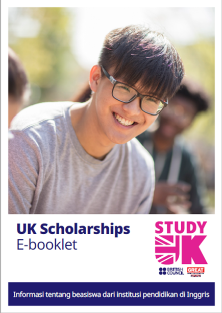 British Council UK Scholarships E-booklet