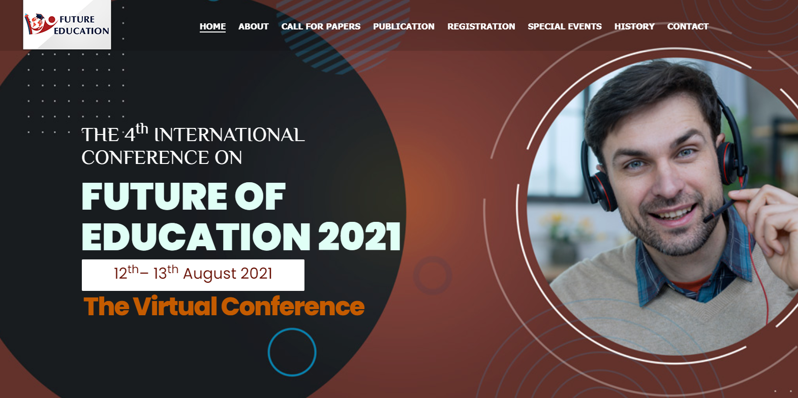 4th International Conference on Future of Education 2021 (special rates for ITB participants)