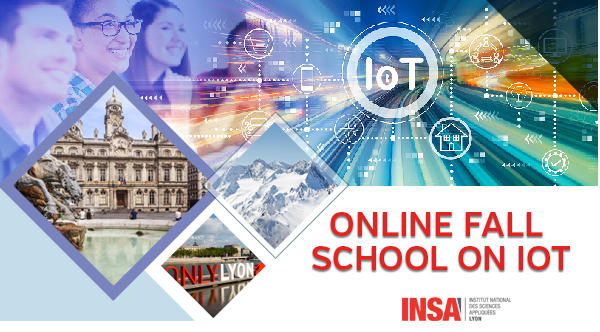 [Global E3 Listserv] INSA Lyon Online Fall School – applications